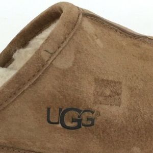 26fb40737f0 UGG Australia Uggs 5776 Mens Suede Slippers